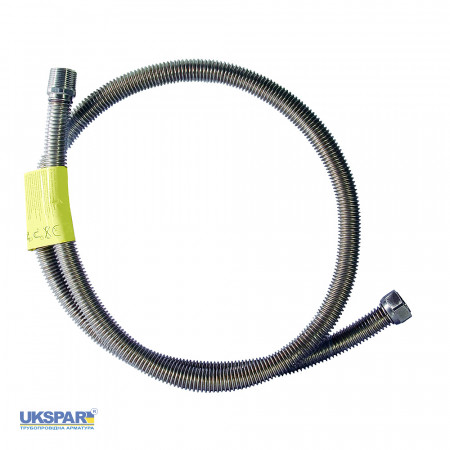Stainless corrugated hose