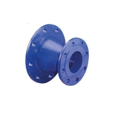 Transition cast iron flanged, DN 150x 80 L=200 / PN16