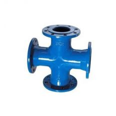 Cross-section flanged cast-iron, DN 50 / PN16