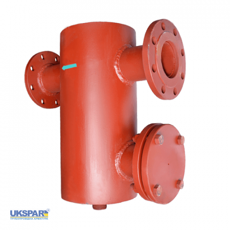 A sump is a vertical flange THAT 400-28-84-95 spanish 2, DN100/40 / PN16