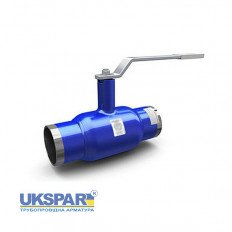 Ball valve  reduced bore welded steel, DN 40 / ball-NJ steel 304 / PTFE / PN25