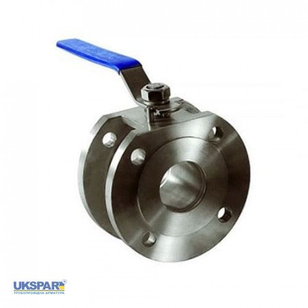 Ball valve flange stainless, DN300 / ball-NJ steel 316 / PTFE / PN16