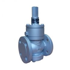 Pilot operated pressure reducing valve flanged cast iron, DN 15 / PN10
