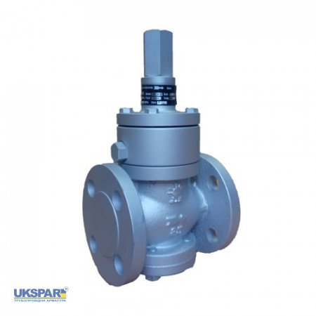 Pilot operated pressure reducing valve flanged cast iron, DN 80 / PN10