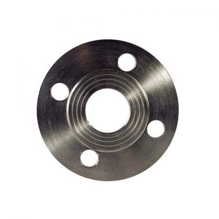 Flange flat welded stainless steel  DN 15 / PN10
